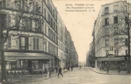 75012 - PARIS - Rue DUGOMMIER - Arrondissement: 12