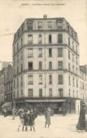 75013 - PARIS - Carrefour Pascal - Animée 1909 - District 13