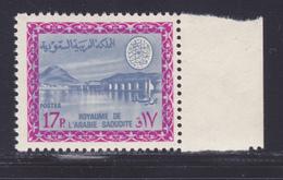 ARABIE SAOUDITE N°  421 ** MNH Neuf Sans Charnière, TB (D8067) Barrage De Wadi Hanifa -1976 - Saudi Arabia