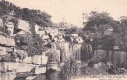 RAMSGATE -THE WATERFALL ON  MADEIRA WALK.  LL 24 - Ramsgate