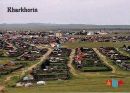 1 AK Mongolia * Charchorin (Kharkhorin) Liegt Im Tal Des Orchon-Flusses - Diese Kulturlandschaft Gehört Zum UNESCO Erbe - Mongolie
