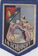 Ecusson Publicitaire En Tissu Biscottes Grégoire - La Schlucht (88) - Scudetti In Tela