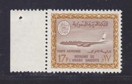 ARABIE SAOUDITE AERIENS N°   73 ** MNH Neuf Sans Charnière, TB (D8073) Avion Boeing 720B - 1966-75 - Saudi Arabia