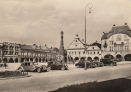 Citroen Traction,Skoda 1200,Tatraplan T600,Oldtimer,Dvür Kralove, Ungelaufen - Voitures De Tourisme