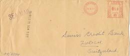 30947. Carta SEA MAIL, Por Barco CRATER (Aden) Yemen 1961 - Yemen