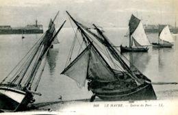 N°68516 -cpa Le Havre - Entrée Du Port- - Le Havre