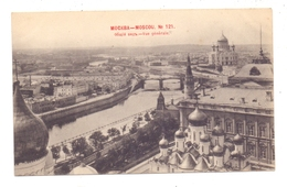RU 101000 MOSKWA, Vue Generale, Ca. 1900 - Russland
