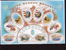 2005-BLOC N°86** GORDON BENETT - Blocs & Feuillets