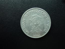 HONGRIE : 20 FORINT   1989 BP   KM 630    SUP - Hongrie