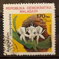 MADAGASCAR 1981. FLORA. USADO - USED. - Madagascar (1960-...)