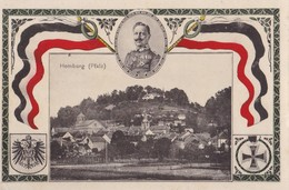 HOMBURG - (Pfalz) - Allemagne