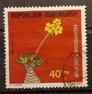MADAGASCAR 1985. Impressionist Paintings. USADO - USED. - Madagascar (1960-...)