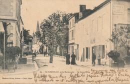 I8 - 47 - SAINTE-BAZEILLE - Près Marmande - Lot-et-Garonne - La Grande Rue - France