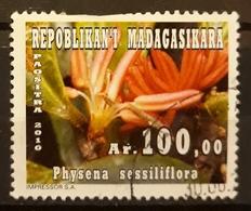 MADAGASCAR 2011 Flora - Flowers. USADO - USED. - Madagascar (1960-...)