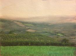 Paesaggio 50 X 70 - Pastelli