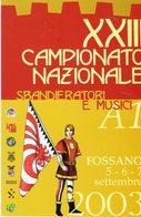 Fossano 2003 - XXIII Campionato Nazionale Sbandieratori E Musici - - Manifestazioni