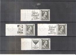Belgium - PU111 + PU116/117 + PU119 - XX/MNH - CV:140.00 - (avec Adhérences Au Verso) - Publicités