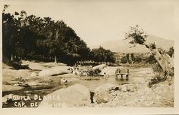 AGUILA BLANCA CAPILLA DEL MONTE, CORDOBA, ARGENTINA. CIRCA 1929 POSTAL POSTCARD B/N TBE -LILHU - Argentinië