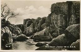 """CAJONES"" (890 MT. S.N.M.) MINA CLAVERO, CORDOBA, ARGENTINA. CIRCA 1929 POSTAL POSTCARD B/N TBE -LILHU - Argentinië"
