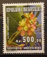 MADAGASCAR 2010 Flora - Flowers. USADO - USED. - Madagascar (1960-...)