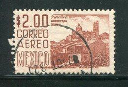 MEXIQUE- P.A Y&T N°227- Oblitéré - Mexico
