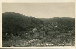 CRUZ CHICHA (LATO NORTE) - LA CUMBRE F.C.C.N.A., CORDOBA, ARGENTINA. CIRCA 1929 POSTAL POSTCARD B/N TBE -LILHU - Argentinië