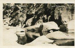 LOS MOGOTES EN CAPILLA DEL MONTE, CORDOBA, ARGENTINA. CIRCA 1929 POSTAL POSTCARD B/N TBE -LILHU - Argentinië