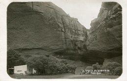 LA GRUTA DE ONGAMIRA EN CORDOBA, ARGENTINA. CIRCA 1929 POSTAL POSTCARD B/N TBE -LILHU - Argentinië