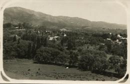 VISTA AEREA CAMPOS EN CORDOBA ARGENTINA. CIRCA 1929 POSTAL POSTCARD B/N TBE -LILHU - Argentinië
