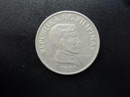 PHILIPPINES : 1 PISO   1989    KM 243.1     TTB+ - Philippines