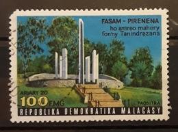MADAGASCAR 1977. National Heroes. USADO - USED. - Madagascar (1960-...)