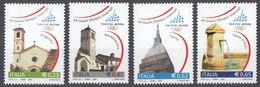 ITALIA - 2004  - Serie Completa Nuova MNH Composto Da 4 Valori: Yvert 2695/2698, Come Da Immagine. - 6. 1946-.. Republik