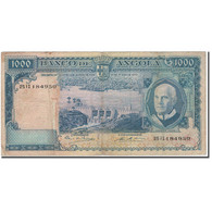 Billet, Angola, 1000 Escudos, 1970-06-10, KM:98, B - Angola