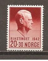 Noruega-Norway Nº Yvert 236 (MNH/**) - Unused Stamps