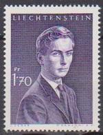 Lichtenstein 1964 MiNr.439  ** Erbprinz Hans Adam Pius ( 8175 ) Günstige Versandkosten - Liechtenstein