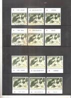 Belgium - Croix Rouge - PU188/99 - Série Complète - Obl/gest/used - Werbung
