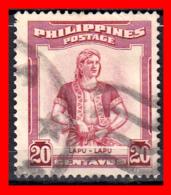 PHILIPPINES SELLO AÑO  1952-60 - Filipinas