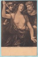 Torino Pinacoteca Reale - Lucrezia Romana - (Sodoma) - Musei
