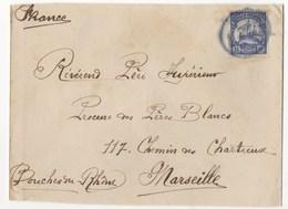 LETTRE DE 1910MONBASA POUR MARSEILLE - Allemagne