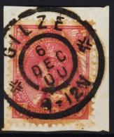 Grootrond GRHK 269 Gilze Op 60 - Marcophilie