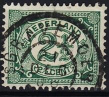 Grootrond GRHK 279 ' S-Gravemoer Op 55 - Poststempel