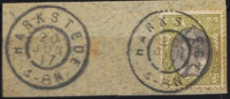 Grootrond GRHK 312 Harkstede Op 69 - Marcophilie