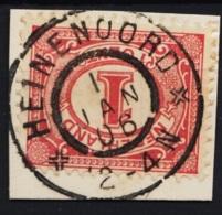 Grootrond GRHK 337 Heinenoord Op 51 - Marcophilie