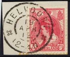 Grootrond GRHK 346 Helvoort Op 60 - Poststempel