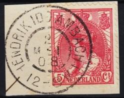 Grootrond GRHK 349 Hendrik Ido Ambacht Op 60 - Marcophilie