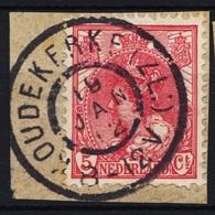 Grootrond GRHK 432 Koudekerk (ZL:) Op 60 - Marcophilie