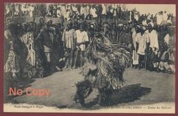 Haut Sénégal - Niger - Actuel Burkina Faso - Bobo Dioulasso - Danse Du Sorcier - Thème Sorcellerie - Ethnie - TTB - Burkina Faso