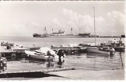 POSTAL DE DJIBOUTI DE VUE GENERALE DU PORT - Djibouti