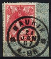 Grootrond GRHK 505 Maurik Op 60 - Poststempels/ Marcofilie