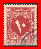 EGYPTO  SELLO AÑO 1927-56 ARABIC NUMERAL - Egipto